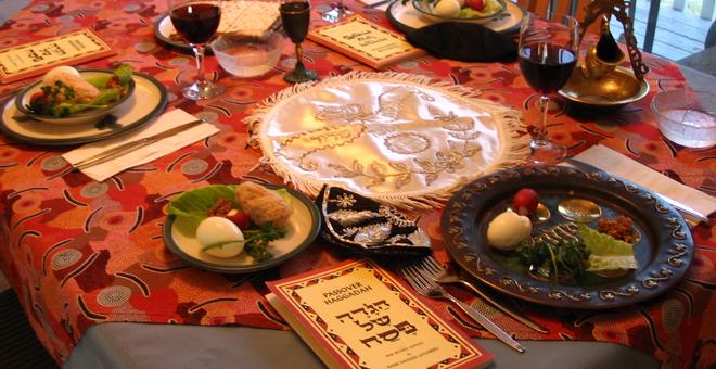 Cómo hacer el Seder