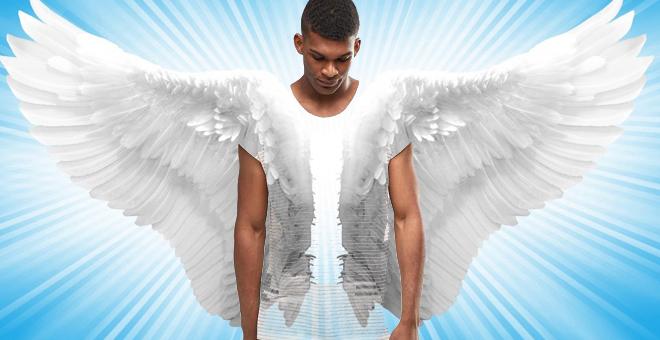 Entre ángeles y hombres