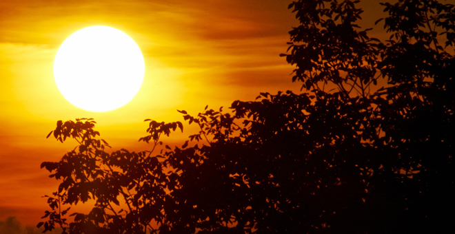 Un Sol Brillante