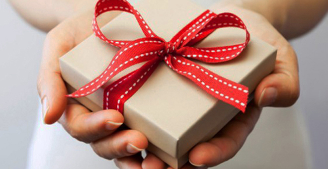 El regalo de dar