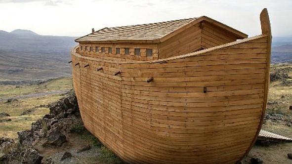 El nacimiento de Noaj
